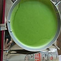 #柏翠辅食节_烘焙零食#抹茶蜜豆毛巾卷的做法图解12