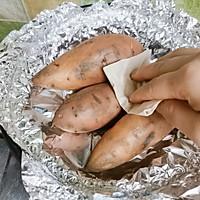 砂锅烤红薯的做法图解7