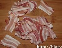 香煎五花肉的做法图解1