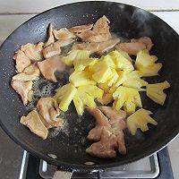 菠萝鸡肉炒意面的做法图解7