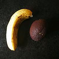 宝宝辅食~香蕉牛油果泥的做法图解1