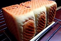 (附揉膜技巧)中种北海道红豆吐司的做法