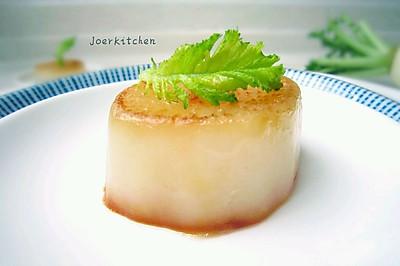 泉水萝卜——减肥佳肴