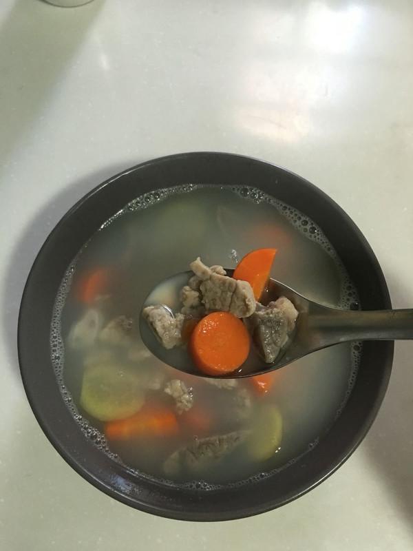 一肺两用之猪肺汤的做法