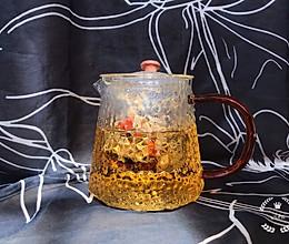 护肝茶-坚持每天一杯,效果看得见的做法