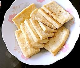干炸豆腐的做法