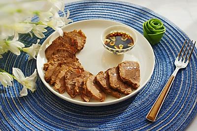酱牛肉——鲜香味美肉劲道