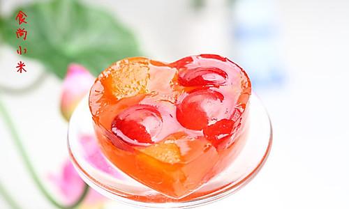 鲜果粒果冻的做法