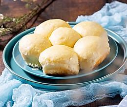 黑芝麻汤圆玉米面包的做法