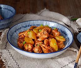 鸡脖炖土豆#春天肉菜这样吃#的做法