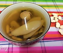 健脾袪濕湯的做法