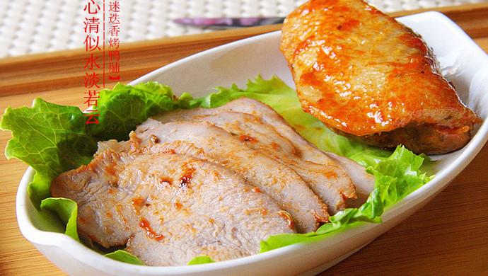 迷迭香烤鸭脯#九阳烘焙剧场#