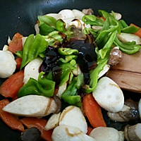 蚝油杏鲍菇#美的女王节#的做法图解5