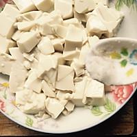 肉末蒸豆腐的做法图解6