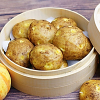 仿真土豆馒头的做法图解9