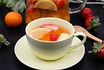 蜂蜜水果茶#舌尖上的春宴#的做法