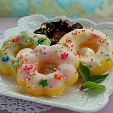 李孃孃爱厨房之——甜甜圈(烤箱版)