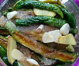 朝鲜族风味黄瓜条(腌制)的做法