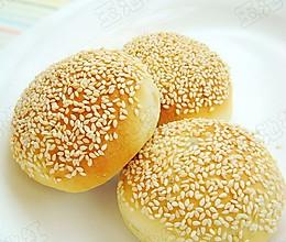 豆沙烤饼的做法