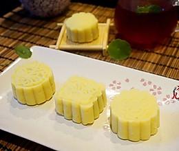 祛暑佳品绿豆糕#德国Miji爱心菜#的做法