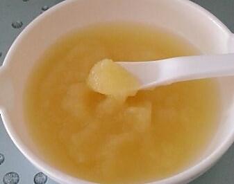 宝宝辅食——苹果泥