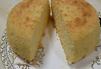 椰蓉戚风蛋糕(不锈钢盆)的做法
