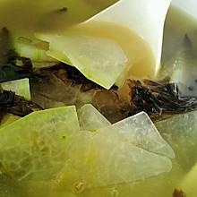 冬瓜紫菜汤