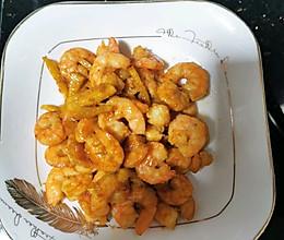 简单易做的蒜香虾仁的做法