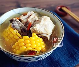 排骨玉米汤的做法