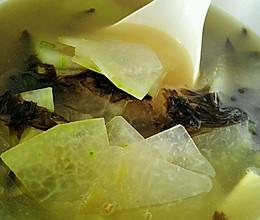 冬瓜紫菜汤的做法