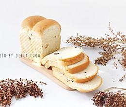 蔓越莓奶酪吐司的做法