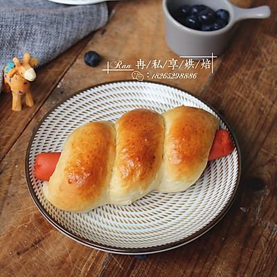 【火腿面包卷】