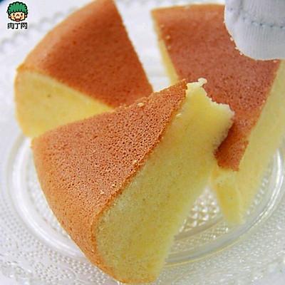电饭煲做蛋糕