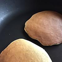 无油健康减脂早餐 香蕉全麦班戟的做法图解6