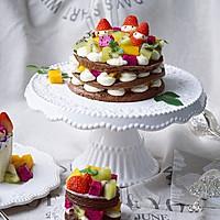 裸蛋糕的做法图解18