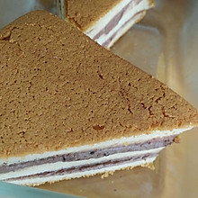 巧克力夹心蛋糕