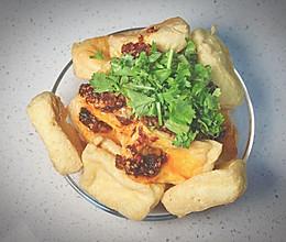 不腌制也能吃到的臭豆腐 附带酱料做法的做法