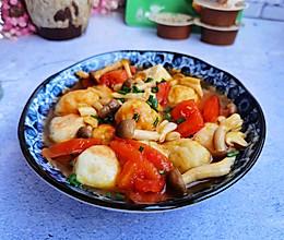 #我们约饭吧#清蒸鱼丸汤的做法