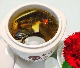隔水炖椰子乌鸡汤的做法