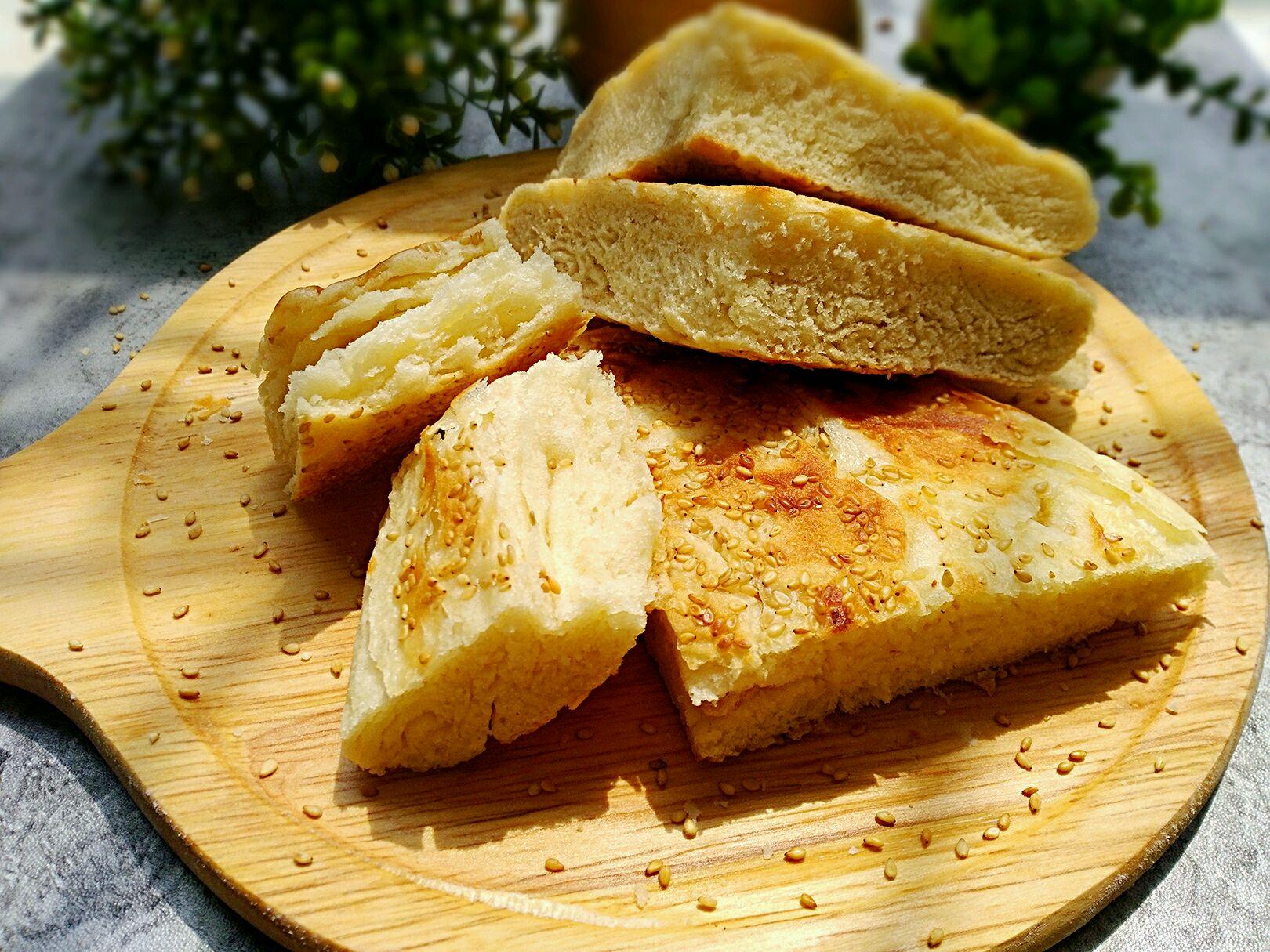 发面大饼的做法大全_发面油酥大饼的做法_【图解】发面油酥大饼怎么做如何做好吃 ...