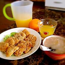 脆皮麦香鱼-营养儿童餐