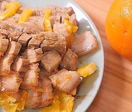 咬一口春天的小清新——橙香脆皮烤肉的做法