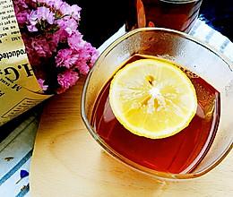 甜蜜夏日,柠檬冰红茶的做法