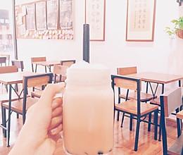 港式奶茶(糯米粉版珍珠奶茶)的做法