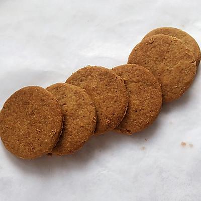 自己在家做香酥的芝麻饼干 健康放心安全!