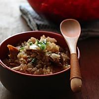 懒人餐--鸡腿拌了个饭的做法图解6