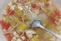 简单版酸辣汤的做法