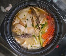 不可错过——豆腐鱼汤的做法
