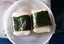 日式烤年糕 甜咸两吃的做法