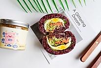 #全电厨王料理挑战赛热力开战!# 紫米饭团的做法
